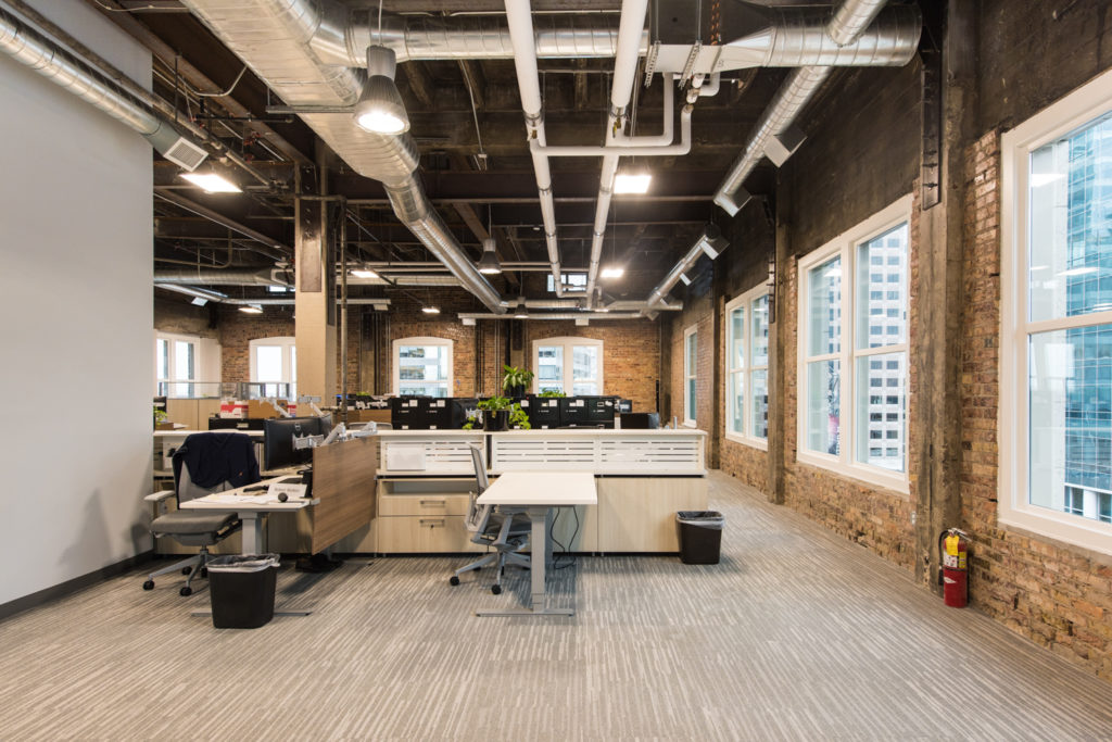 The Clift Building Showcases Growing Demand for Creative Office